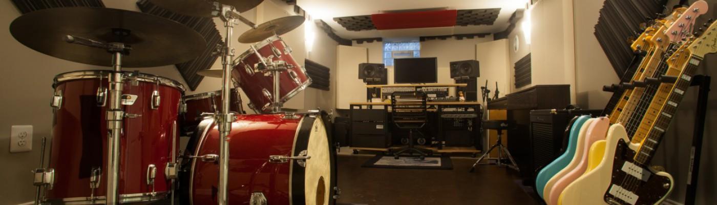 Machine Room Studio