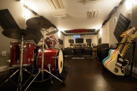 Ludwig Rocker 3 pc; Zildjian Cymbals