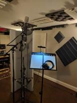 Vocal tracking w/ Grey Jacks.‡