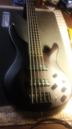 Yamaha TRBX 505 ‡